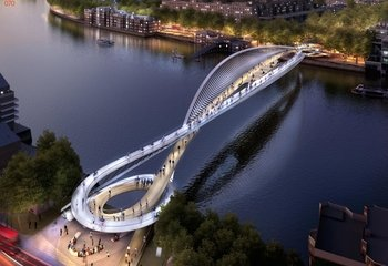 News bridges over thriving battersea and nine elms